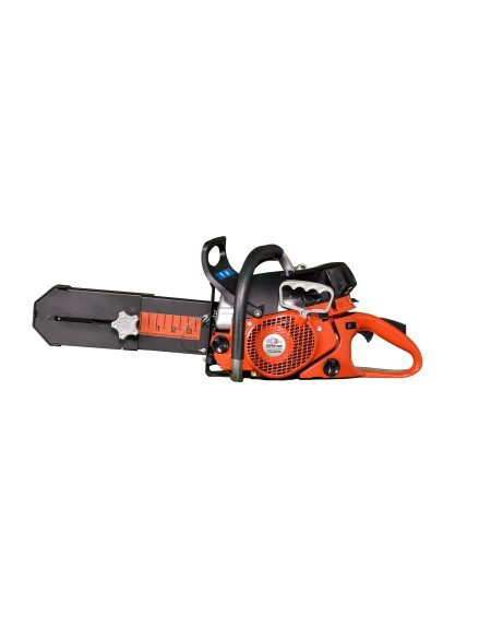 Rescue Saws - Chain Saw - 2 Stroke Gas Engine - Models SV3-16 and SV3-20 - back