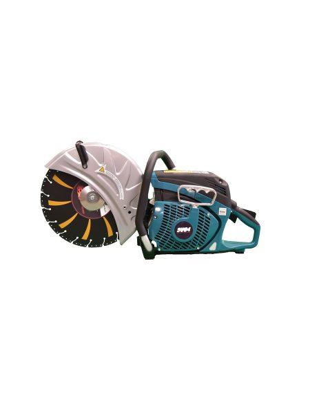 Rescue Saws - Cutoff Saw - 2 Stroke Gas Engine - Model SVC4-14 - back