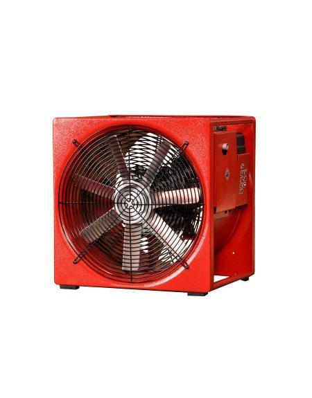 Smoke Ejector - Gas Powered - Honda Engine - Model GP164S - Quarter