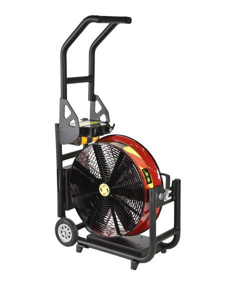 V18-BD Battery Fan - Handle Up